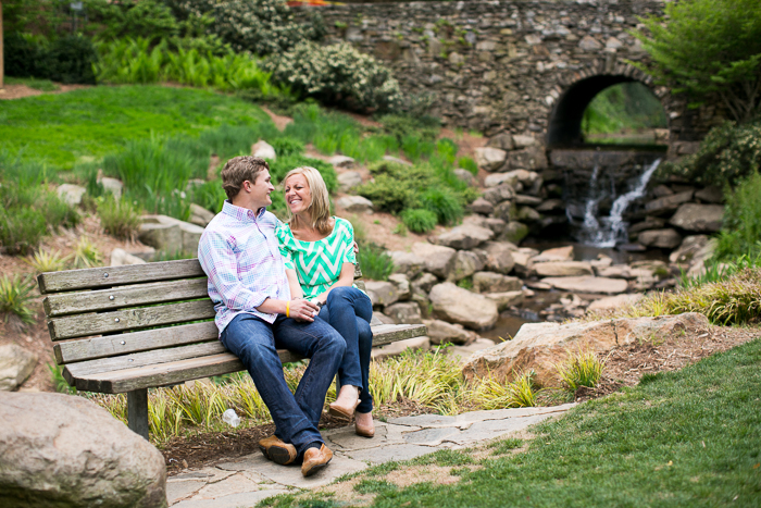 Greenville SC Engagement Pictures