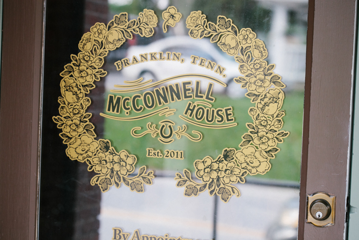 McConnell House Weddings