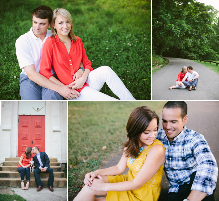 Engagement Pictures Nashville
