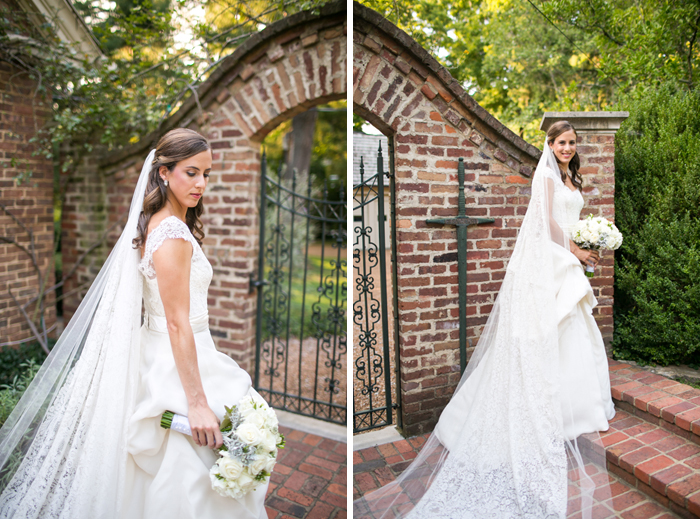 Belle Meade Bridal Portraits