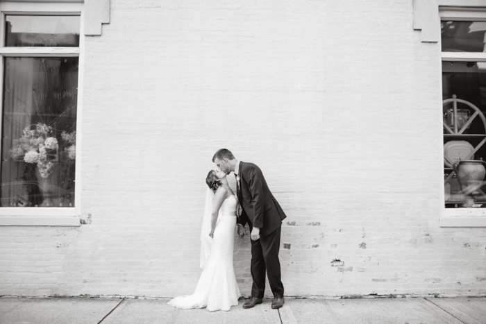 Megan & Tommy  |  St. Paul's Episcopal & The McConnell House