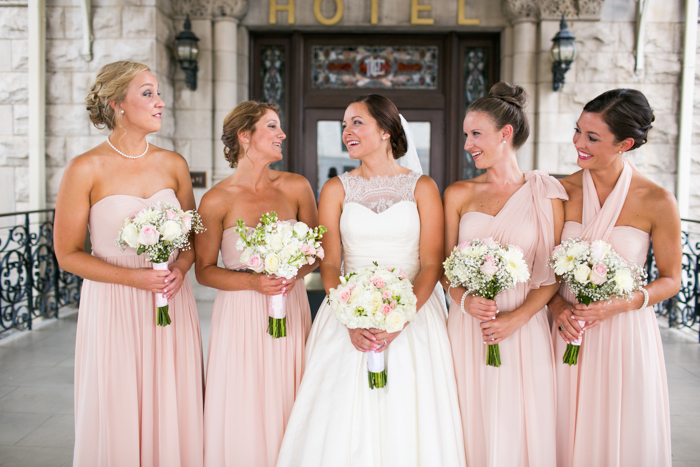 Union Station Hotel Bridesmaids