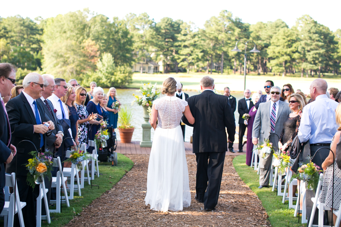 Cuscowilla Weddings